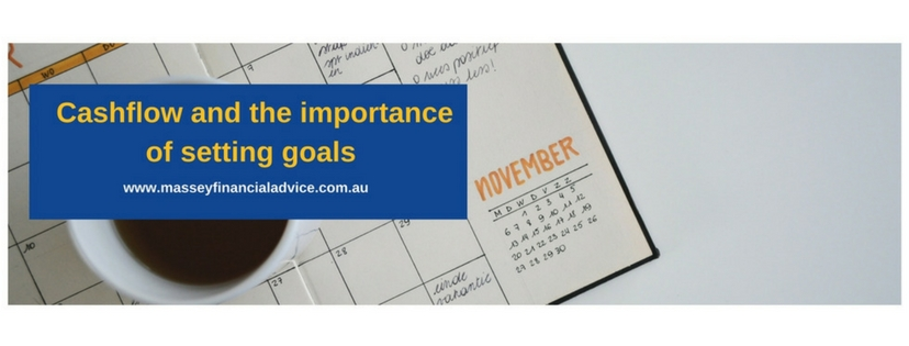 Cashflow and the importance of setting goals