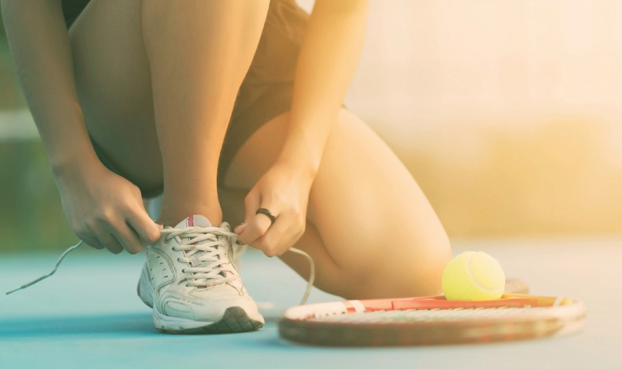 Sport lovers enjoy better financial fitness