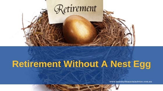 Retirement Without a Nest Egg