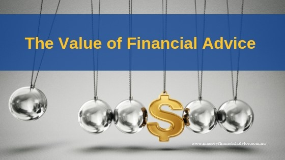 The Value of Financial Advice